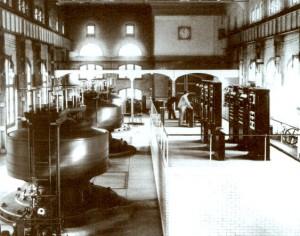 La construcción de la central hidroeléctrica de las cataratas del Niágara fue la conclusión de la Guerra de las Corrientes