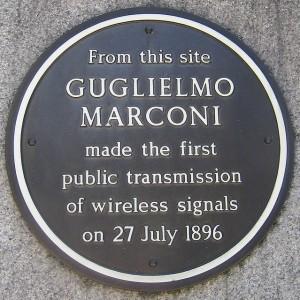 Emision de Marconi