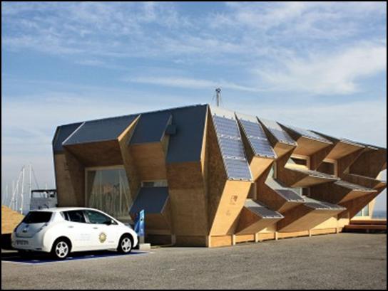 Edificio eficiente