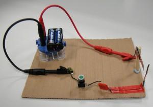 Experimento con sensores