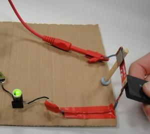 Experimento para construir un sensor