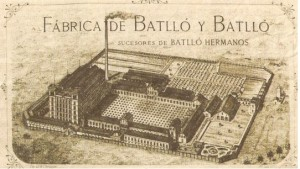 Fábrica Batlló, Barcelona