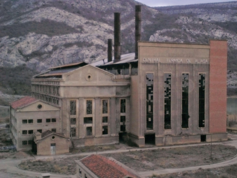 Central Aliaga