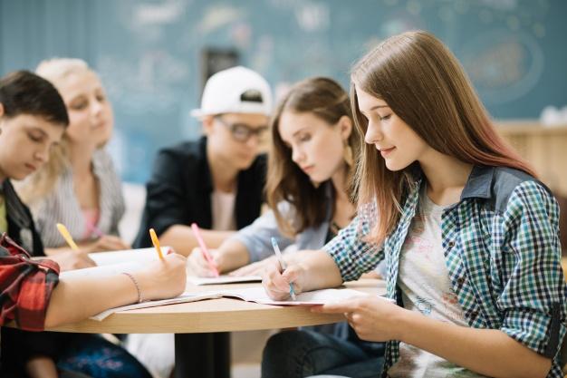 Finlandia y sus estudiantes