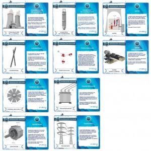 Cartas de la energía nuclear